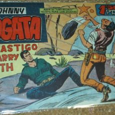 Tebeos: JOHNNY FOGATA Nº 24- ORIGINAL - MAGA 1960. Lote 52489262