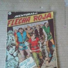 Giornalini: AVENTURAS DE FLECHA ROJA Nº 4 -RICART - TA. Lote 53034768
