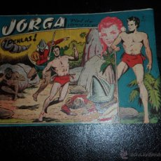 Tebeos: JORGA Nº 5 EDITORIAL RICART ORIGINAL 1953 1ª EDICION. Lote 53453131