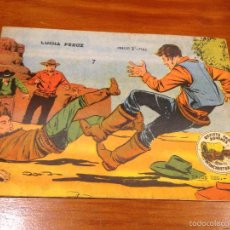 Tebeos: WINCHESTER JIM Nº 7. 2 PTS. 1963 EXCLUSIVAS GRAFICAS RICART.. Lote 55701653