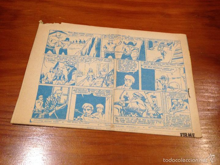 Tebeos: WINCHESTER JIM Nº 20. 2 PTS. 1963 EXCLUSIVAS GRAFICAS RICART. - Foto 2 - 55702070