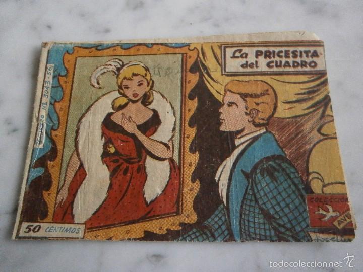 COMICS - LA PRINCESITA DEL CUADRO - Nº 293 (Tebeos y Comics - Ricart - Ave)