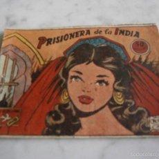 Tebeos: COMICS - PRISIONERA DE LA INDIA - Nº 272. Lote 56330002