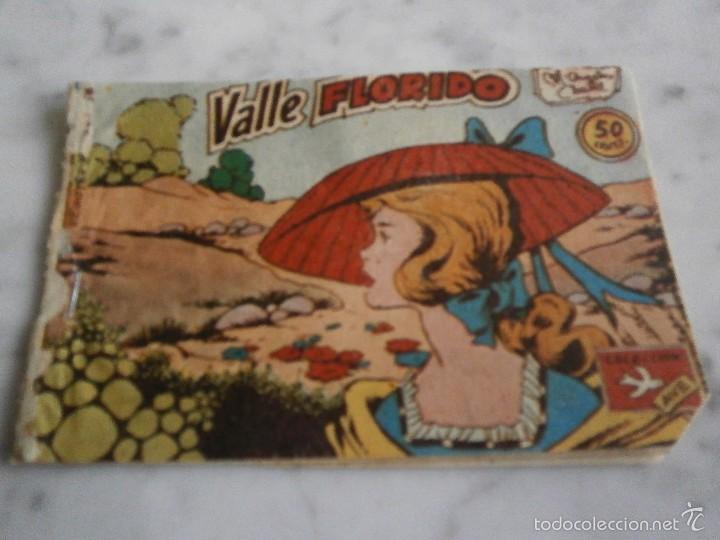 COMICS - VALLE FLORIDO - Nº 285 (Tebeos y Comics - Ricart - Ave)