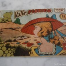 Tebeos: COMICS - VALLE FLORIDO - Nº 285. Lote 56330126