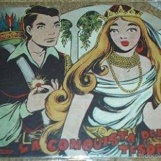 Tebeos: ROSA COLECCION Nº 104 - RICART 1954 - ORIGINAL TROQUELADO- LEER TODO. Lote 115451044