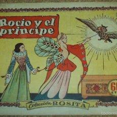 Tebeos: ROSITA COLECCION Nº 2 - BRUGUERA 1951 - ORIGINAL , LEER TODO. Lote 56611855