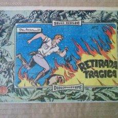 Tebeos: SEVA REBELDE Nº 2 - RICART-FIRME - ORIGINAL - TA. Lote 56734158