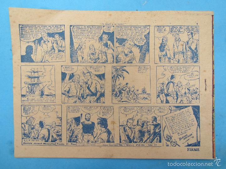 Tebeos: el corsario audaz , n. 7 , el relato de los hilton - Foto 2 - 57343748