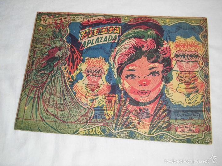 FIESTA APLAZADA COLECCION GACELA Nº 60 (Tebeos y Comics - Ricart - Gacela)