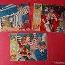 Tebeos: 3 TEBEOS COLECCIÓN MODELO, EXCLUSIVAS GRÁFICAS RICART, BARCELONA, 1958 - Nº 1, 4 Y 7. Lote 58008399