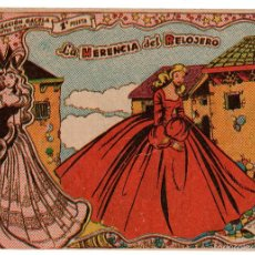 Tebeos: LA HERENCIA DEL RELOJERO COLECCIÓN GACELA. Lote 58217083