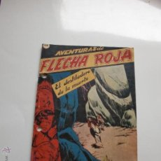 Tebeos: AVENTURAS DE FLECHA ROJA Nº 14 ORIGINAL. Lote 41126374