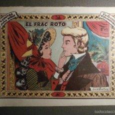 Tebeos: TEBEO - COMIC - COLECCION GOLONDRINA - EL FRAC ROTO - RICART - Nº 3. Lote 58598346