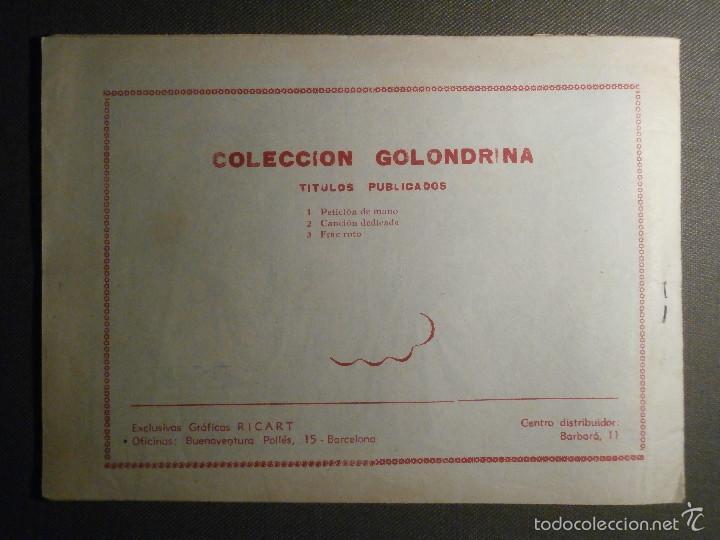 Tebeos: TEBEO - COMIC - COLECCION GOLONDRINA - EL FRAC ROTO - RICART - Nº 3 - Foto 2 - 58598346