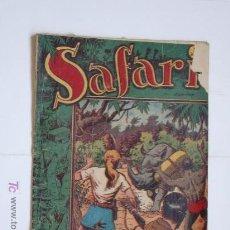Tebeos: SAFARI RICART 1954 ALBUM Nº 1 ORIGINAL . Lote 25780832