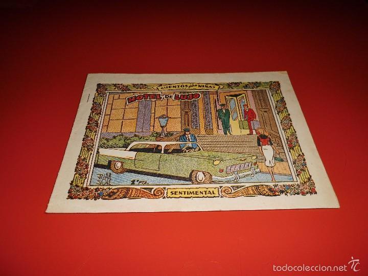 Tebeos: ,Sentimental ,Ana se autosugestiona,Hotel de lujo y La dama del coche- Ricart - Foto 2 - 58756183