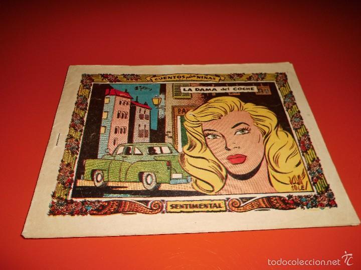 Tebeos: ,Sentimental ,Ana se autosugestiona,Hotel de lujo y La dama del coche- Ricart - Foto 3 - 58756183