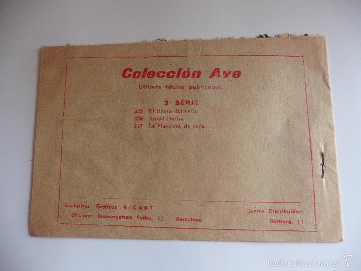 Tebeos: Coleccion Ave nº 317 y nº 150 ricard - Foto 3 - 60428867