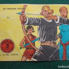 Tebeos: COMIC LA TERCERA FLECHA. Lote 62844260