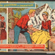 Tebeos: TEBEOS-COMICS CANDY - SENTIMENTAL - Nº 13 - RARO - *AA99. Lote 64736115