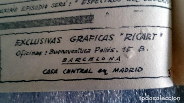 Tebeos: Safari nº 3 y 5. Ricart, 1963. Usados. - Foto 4 - 66536054