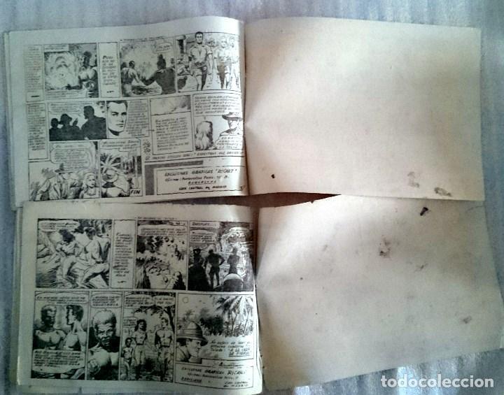 Tebeos: Safari nº 3 y 5. Ricart, 1963. Usados. - Foto 5 - 66536054