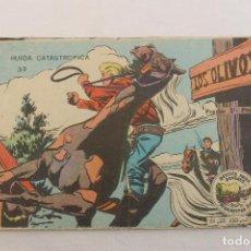 Tebeos: COMIC WINCHESTER JIM, HUIDA CATASTROFICA Nº 32, RICARD, 1963. Lote 66764482