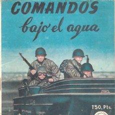 Tebeos: COMIC ORIGINAL SELECCIONES DE GERRA EDITORIA RICART Nº 5. Lote 67138849