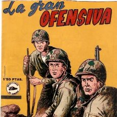 Tebeos: COMIC ORIGINAL SELECCIONES DE GERRA EDITORIA RICART Nº 11. Lote 67139005