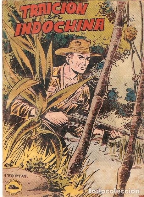COMIC ORIGINAL SELECCIONES DE GERRA EDITORIA RICART Nº 15 (Tebeos y Comics - Ricart - Otros)