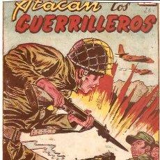 Tebeos: COMIC ORIGINAL SELECCIONES DE GERRA EDITORIA RICART Nº 28. Lote 67139345