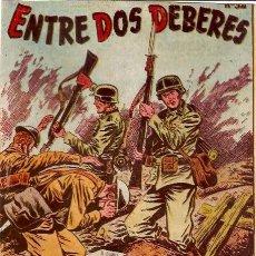 Tebeos: COMIC ORIGINAL SELECCIONES DE GERRA EDITORIA RICART Nº 32. Lote 67139505