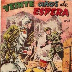 Tebeos: COMIC ORIGINAL SELECCIONES DE GERRA EDITORIA RICART Nº 35. Lote 67139701
