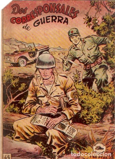 COMIC ORIGINAL SELECCIONES DE GERRA EDITORIA RICART Nº 45 (Tebeos y Comics - Ricart - Otros)