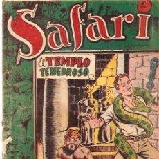 Tebeos: COMIC ORIGINAL SAFARI TOMO V. Lote 70372353