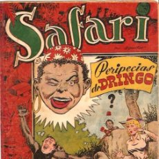 Tebeos: COMIC ORIGINAL SAFARI Nº10. Lote 70372521
