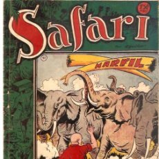 Tebeos: COMIC ORIGINAL SAFARI Nº11. Lote 70372557