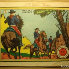 Tebeos: REVISTA GARDENIA AZUL, Nº9,1965 - OTRA VEZ TERENCE - GRÁFICAS RICART - VER FOTOS. Lote 72403339