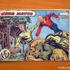 Tebeos: AVENTURAS DEPORTIVAS DE 2 PESETAS - Nº 13 CAZA MAYOR - EDITORIAL RICART. Lote 72440763