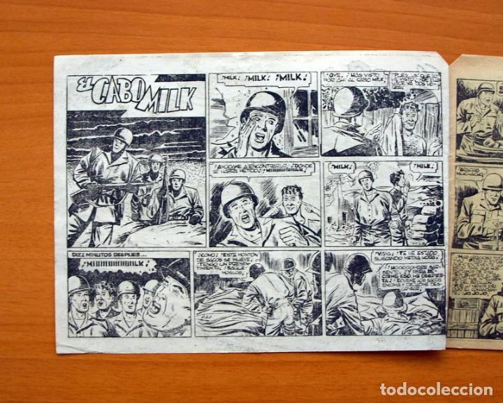 Tebeos: Episodios de Corea - nº 6 El cabo Milk - Editorial Ricart 1952 - Foto 2 - 72442211