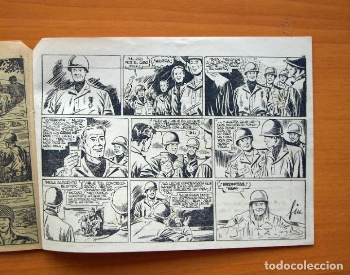 Tebeos: Episodios de Corea - nº 6 El cabo Milk - Editorial Ricart 1952 - Foto 4 - 72442211