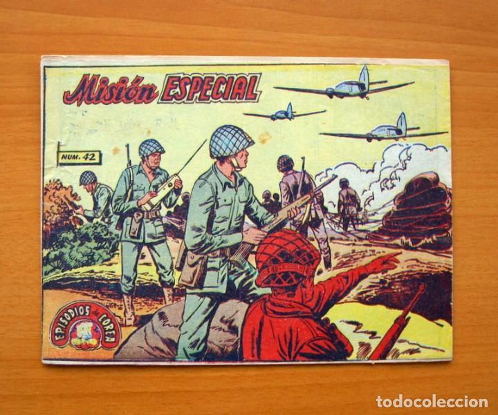 EPISODIOS DE COREA - DE 2 PESETAS Nº 42 MISIÓN ESPECIAL - EDITORIAL RICART 1963 (Tebeos y Comics - Ricart - Otros)