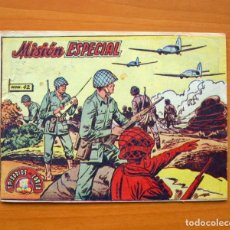 Tebeos: EPISODIOS DE COREA - DE 2 PESETAS Nº 42 MISIÓN ESPECIAL - EDITORIAL RICART 1963. Lote 72442391