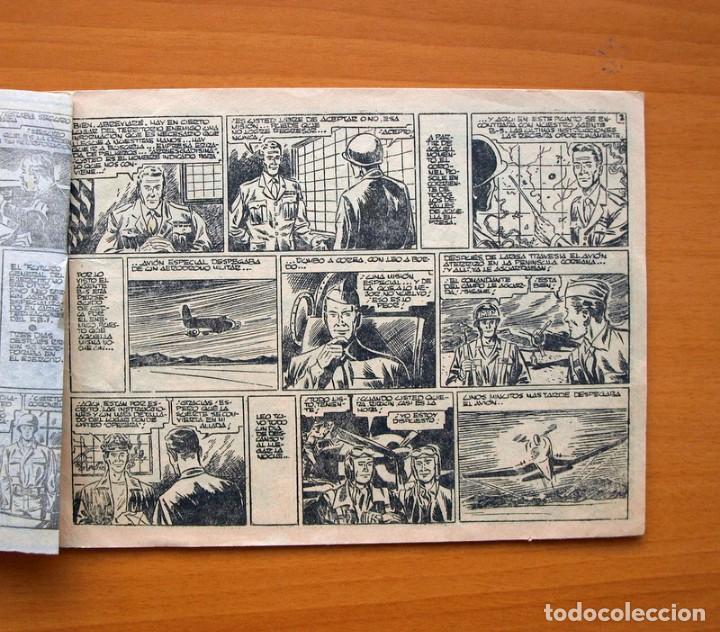 Tebeos: Episodios de Corea - de 2 pesetas nº 42 Misión especial - Editorial Ricart 1963 - Foto 2 - 72442391