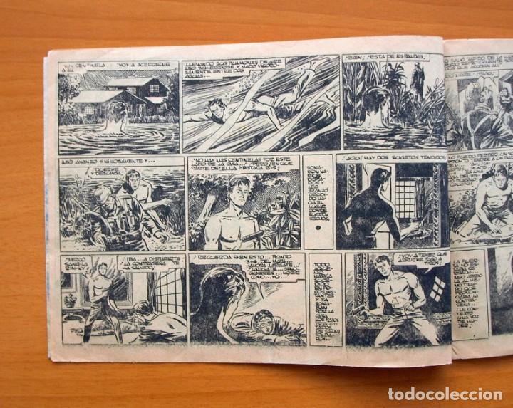 Tebeos: Episodios de Corea - de 2 pesetas nº 42 Misión especial - Editorial Ricart 1963 - Foto 3 - 72442391