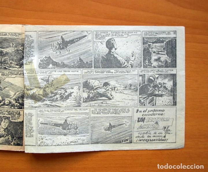 Tebeos: Episodios de Corea - de 2 pesetas nº 42 Misión especial - Editorial Ricart 1963 - Foto 4 - 72442391