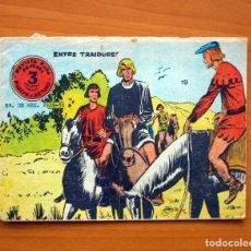 Tebeos: FLECHA Y ARTURO - DE 3 PESETAS Nº 19 - EDITORIAL RICART. Lote 72444107