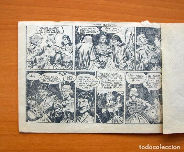 Tebeos: Flecha y Arturo - de 3 pesetas nº 19 - Editorial Ricart - Foto 4 - 72444107