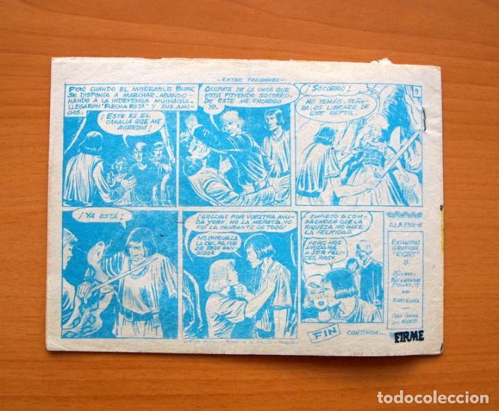 Tebeos: Flecha y Arturo - de 3 pesetas nº 19 - Editorial Ricart - Foto 5 - 72444107
